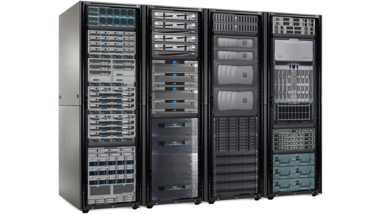 L3 Point of View: Cisco UCS